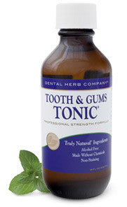 Tooth & Gums Tonic ( Pure essential oils )
