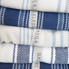 Nautical Striped Throw from Dash & Albert