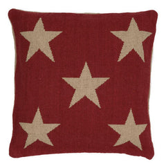 Bold Star Throw Pillow