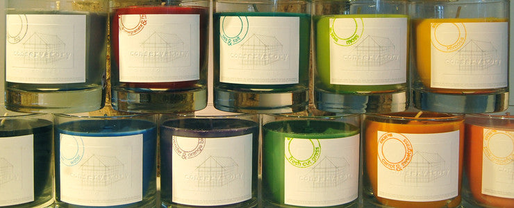 the soy candles