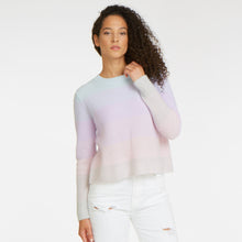 Load image into Gallery viewer, Shaker Ombre Stripe Crew