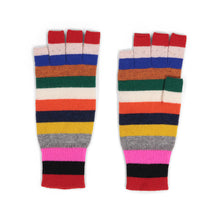 Load image into Gallery viewer, Rainbow Stripe Gloves
