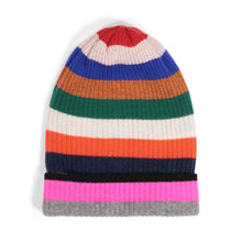 Load image into Gallery viewer, Rainbow Stripe Bag Hat
