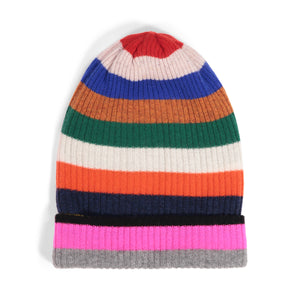 Rainbow Stripe Bag Hat