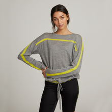 Load image into Gallery viewer, Drawstring Sweatshirt / FINAL SALE