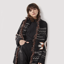 Load image into Gallery viewer, Navajo Belted Jacket