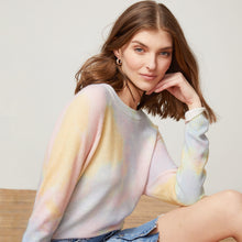 Load image into Gallery viewer, Pastel Splotch Print Sweatshirt