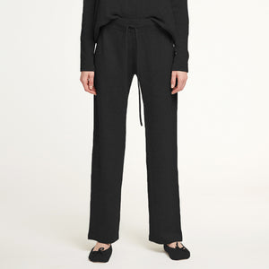 Cashmere Pant in Black