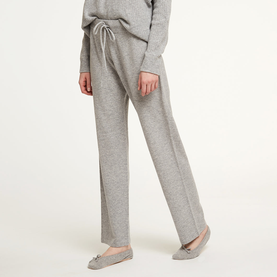 Cashmere Pant in Grey