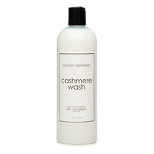 Load image into Gallery viewer, Cashmere Wash by The Laundress. Autumn Cashmere. Dry Clean at Home. Clean Cashmere to Last a Lifetime.