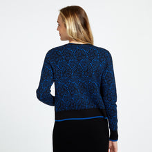 Load image into Gallery viewer, Cotton Floral Cardigan
