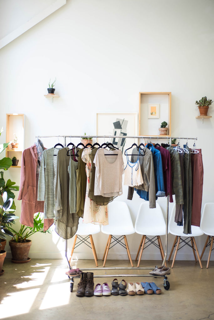 Savvy Secrets for a Capsuled Closet