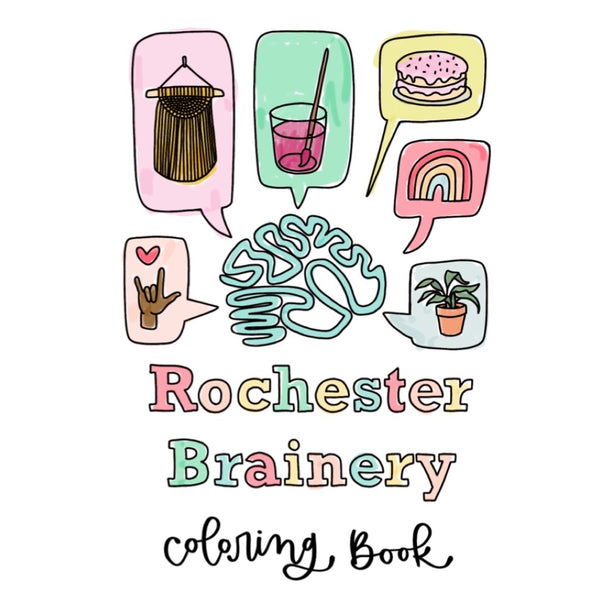 Get Your Crayons Out, Rochester: Coloring Books & Pages