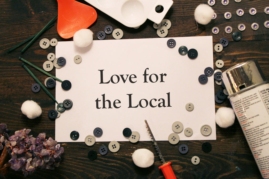 Shop Small: Support our Local Art Suppliers