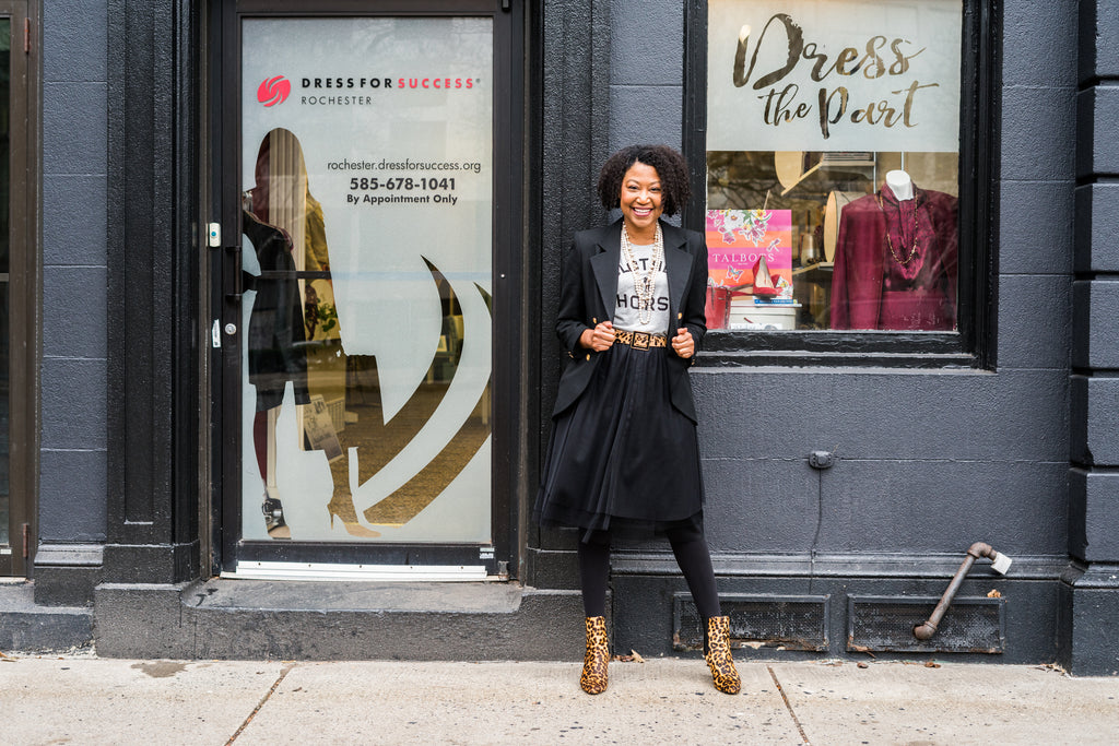How Alyssa Whitfield of Dress For Success Works To Help Women Feel Their Best