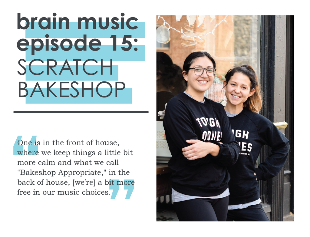 Kate and Molly - Scratch Bakeshop Intro