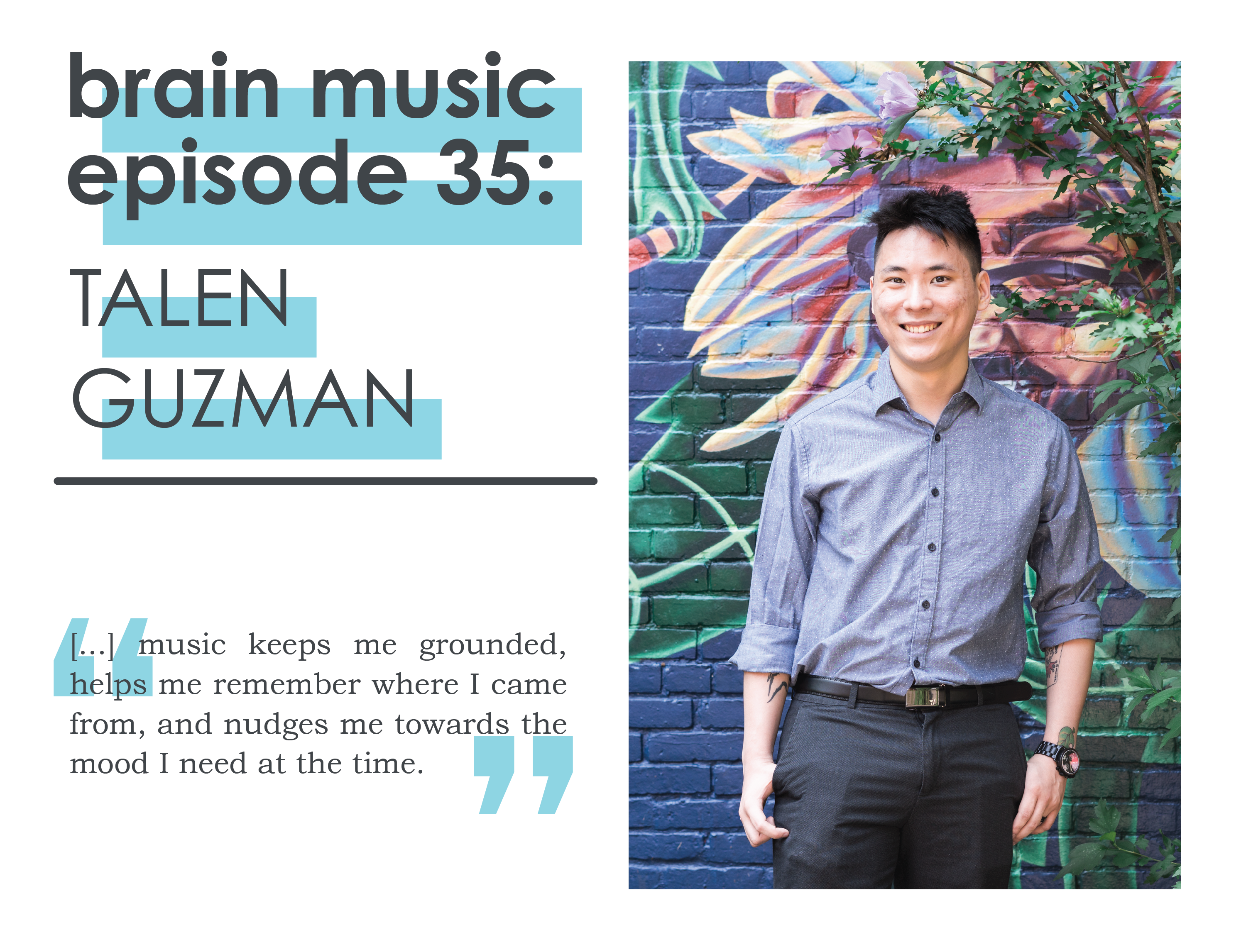 Talen Guzman Brain Music Intro