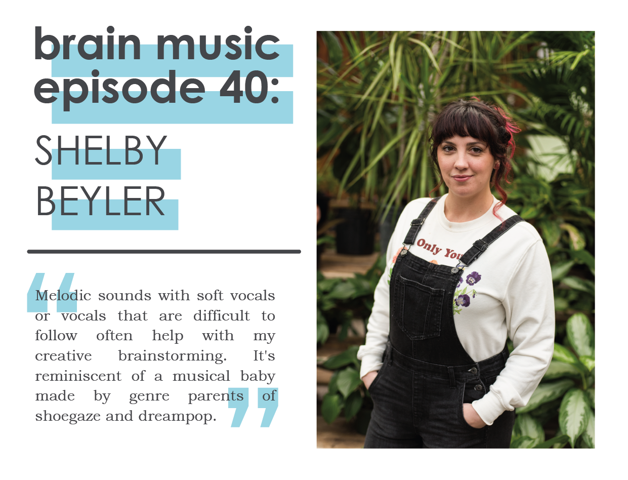 Shelby Beyler The Botanist Brain Music Intro