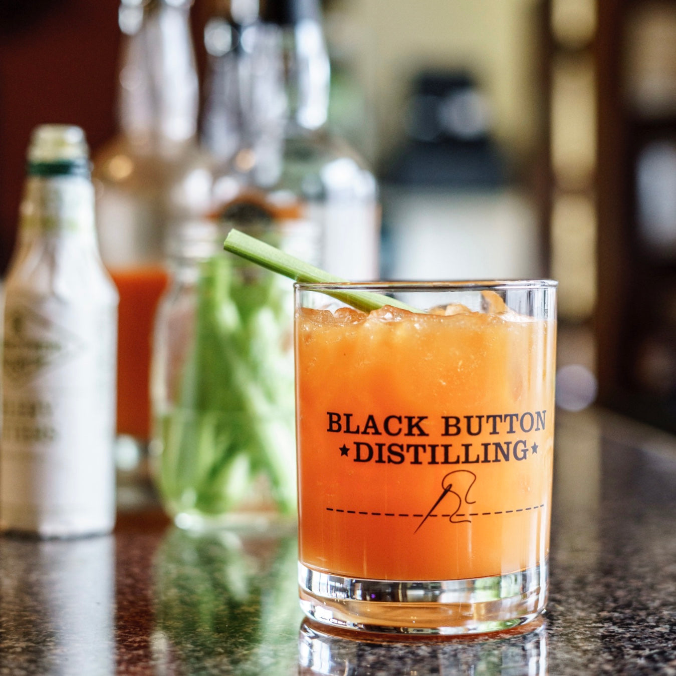 Carrot Top by Black Button Distilling