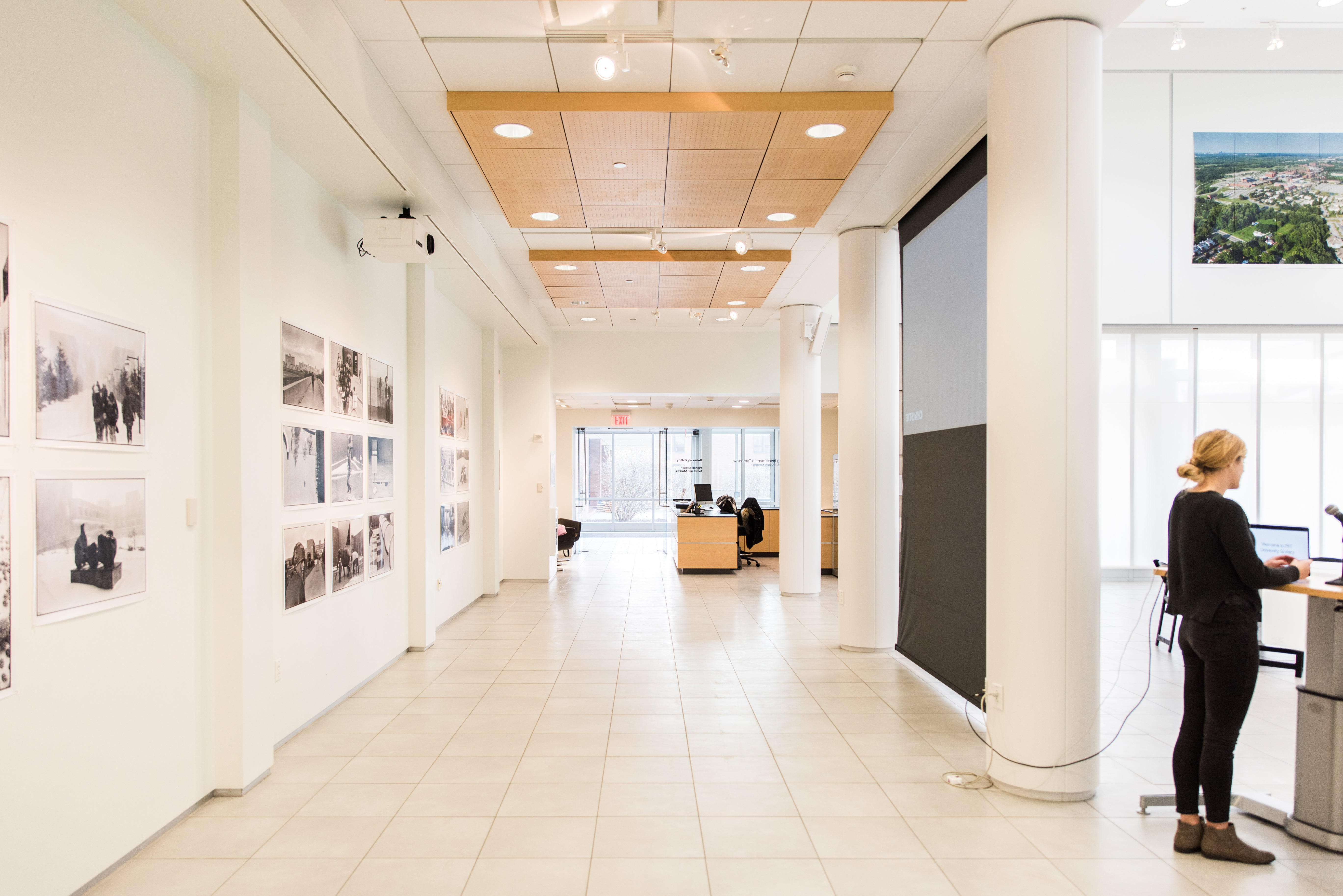 RIT University Gallery and Rochester Brainery Team Up To