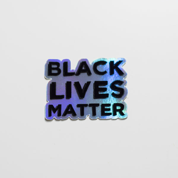 Little Bee Designed Black Lives Matter Sticker