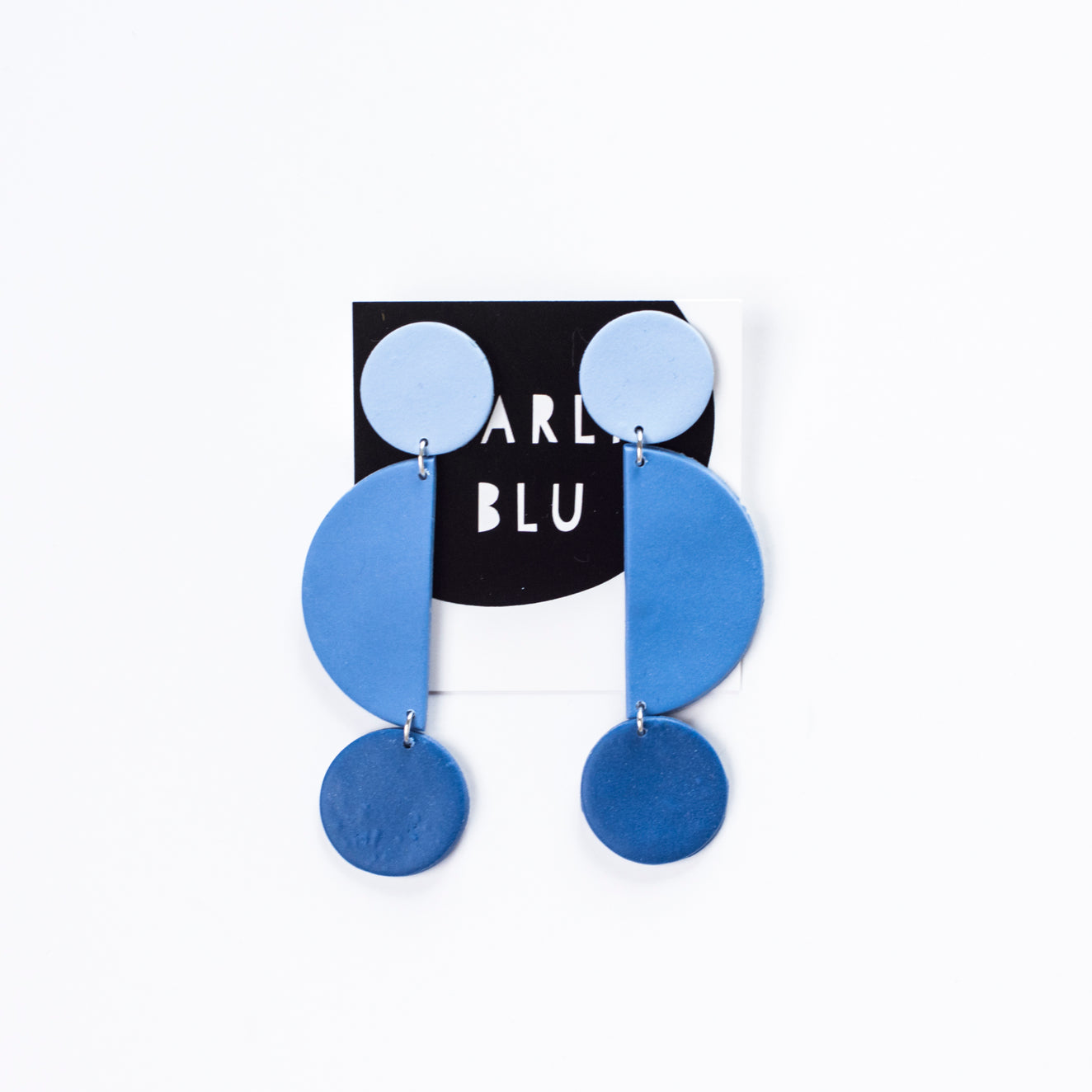 Charlie Blu Shelby Earrings
