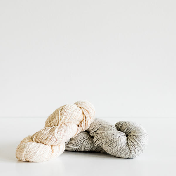 Hand-Dyed Yarn From Northside Knit Co.