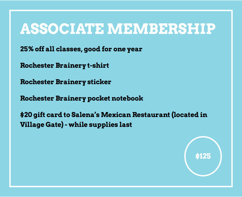 For Individuals | Associate Membership
