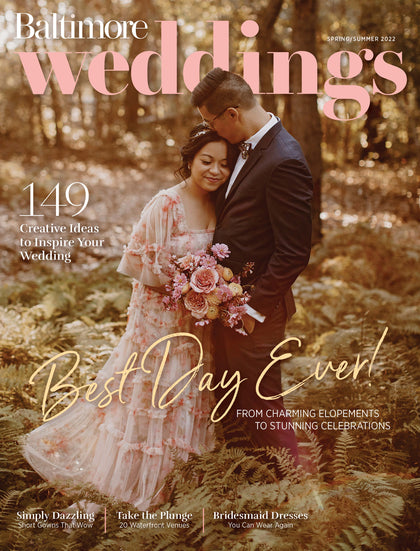Baltimore Weddings Single Issues