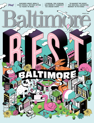 Baltimore Magazine Single Issues