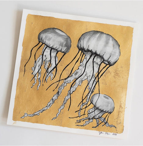 Jellyfish by Sullivan Anlyan