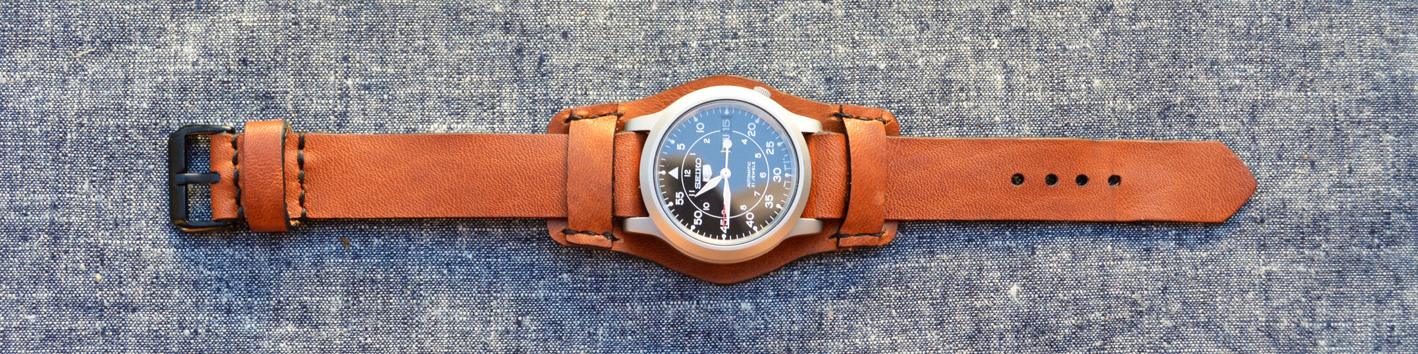 Leather Watch Backing