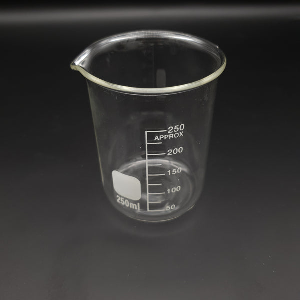 250ml Glass Beaker Wine Jigger - Cocktail Corner