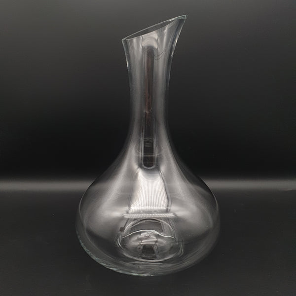 Glass Wine Decanter - Cocktail Corner