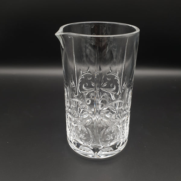 RCR Tattoo Mixing Glass 650mL - Cocktail Corner