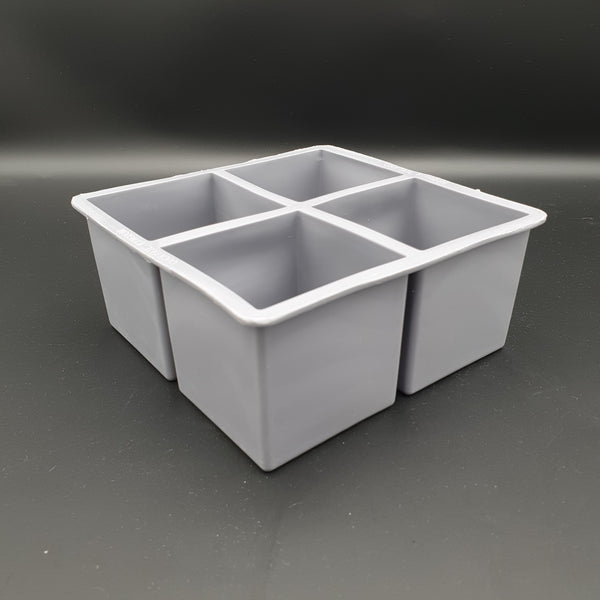 63mm Silicone Ice Cube Tray - Cocktail Corner