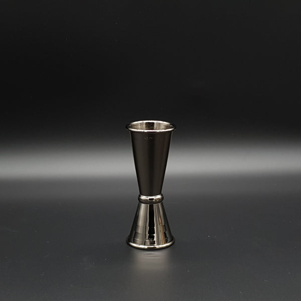 Japanese Style Jigger 30/45ml - Black - Cocktail Corner