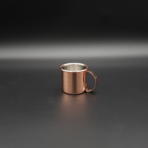 Mini Stainless Mug with Inner Measurements - Cocktail Corner