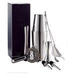 Cocktail Shaker Set - Stainless Gift Pack - Cocktail Corner