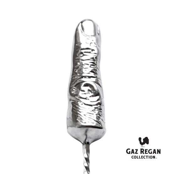 Gaz Regan Negroni Finger Stirrer - Cocktail Corner