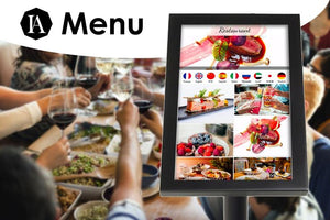 Menu Digital