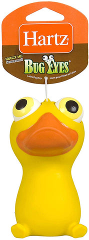 Hartz Bug Eyes toy - duck