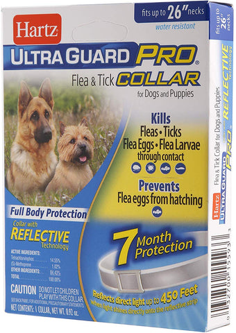 Hartz UG PRO fleas and ticks 26 inch neck