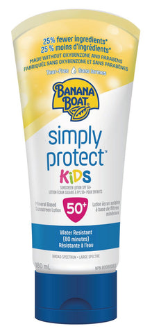 Banana Boat Simply protect Kids