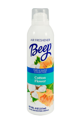 BEEP Air Freshener Pure and Simple Collection: Cotton Flower