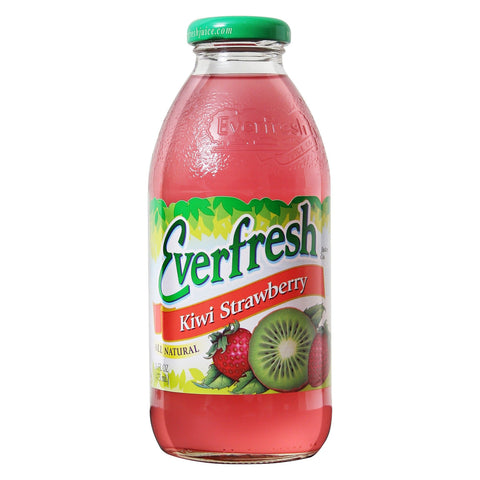 Everfresh Juice Kiwi Strawberry 16 oz