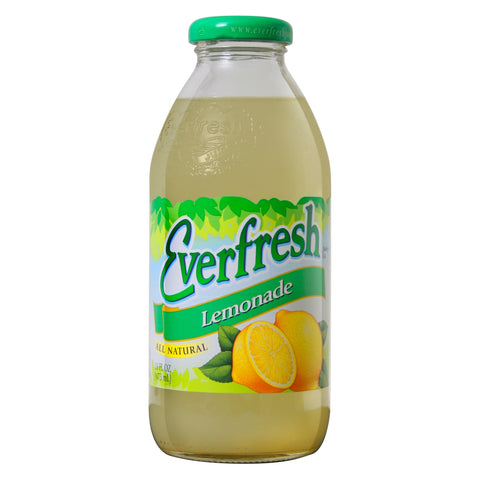Everfresh Juice Lemonade 16 oz