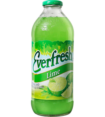 Everfresh Juice Lime 16 oz
