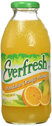 Everfresh Mandarin Orange Mango 16 oz