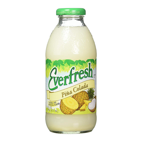 Everfresh Juice Pina Colada 16 oz